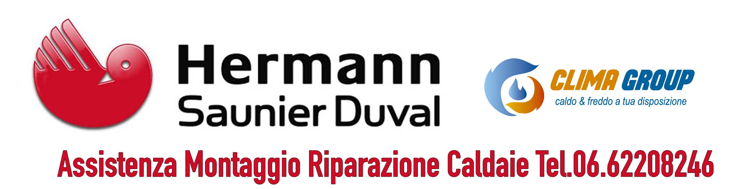 Assistenza caldaie Hermann Roma